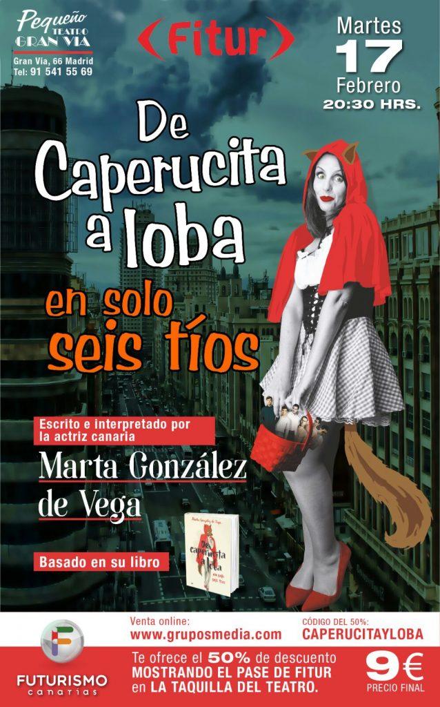 Cartel Marta obra Loba