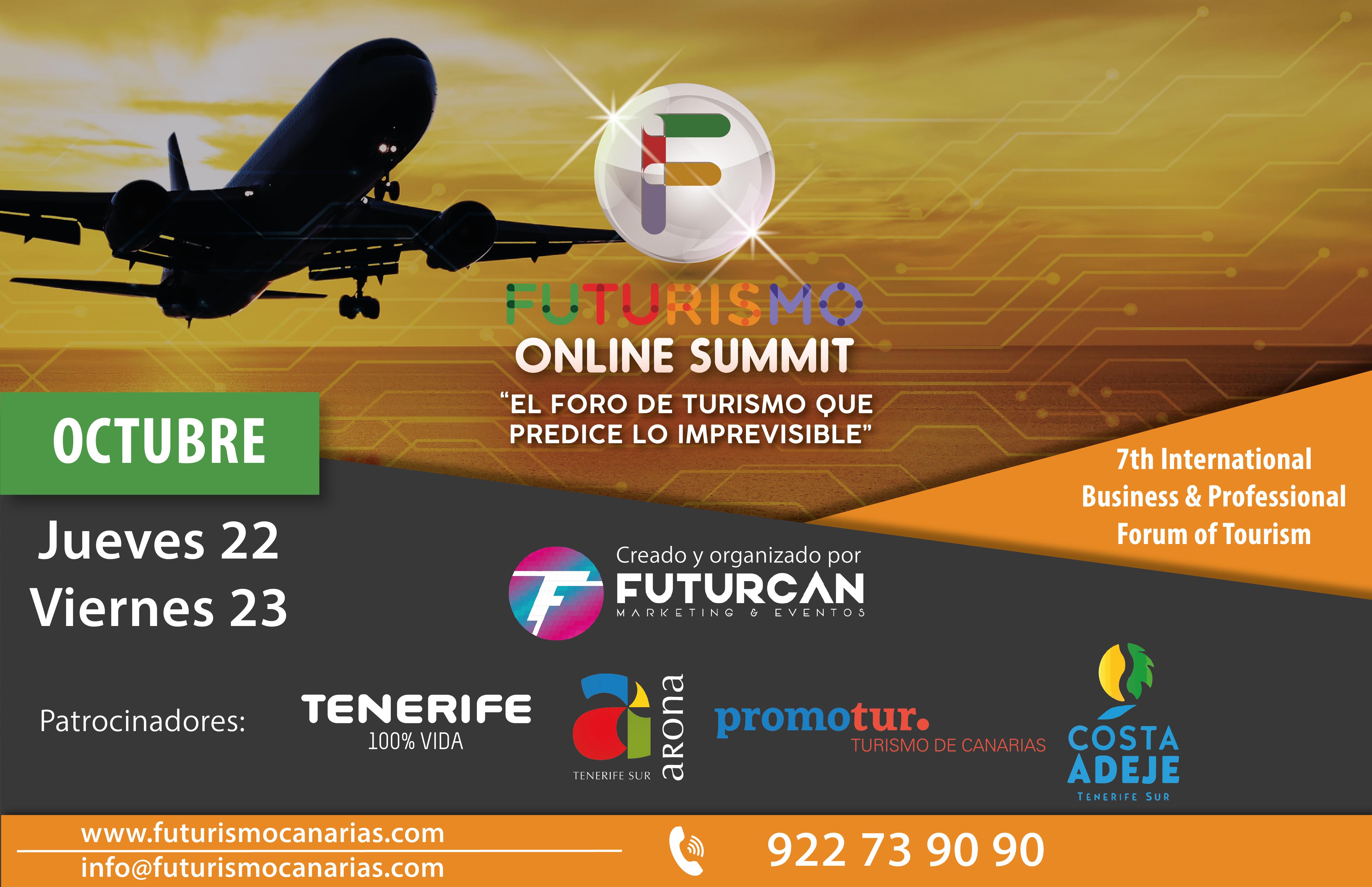 cartel futurismo online summit